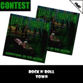 Διαγωνισμός για 2 CD Των League Of Corruption Με Τίτλο