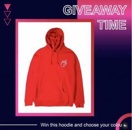 Διαγωνισμός για the Hundreds hoodie