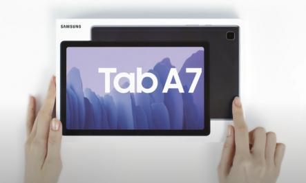 Διαγωνισμός με δώρο το μοναδικό Samsung Galaxy Tab A7 (2020)