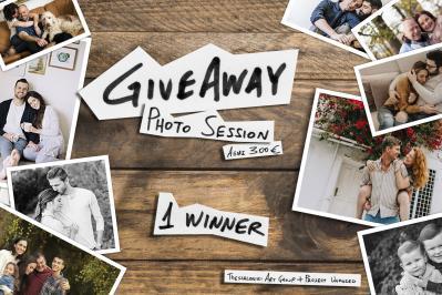 Διαγωνισμός για μια φωτογραφική συνεδρία για ένα τυχερό αξίας 300€ από το στούντιο Project Unposed.