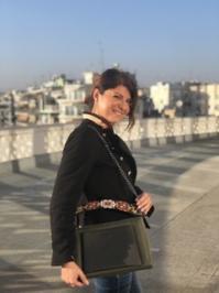 Διαγωνισμός για μια τσαντα olive pocket από την συλλογή ChristinaMalleBags