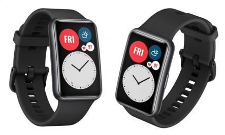 Διαγωνισμός για το super στιλάτο Huawei smartwatch FIT Black