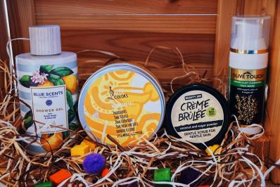 Διαγωνισμός με δώρο προϊόντα ομορφιάς Natans