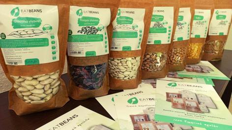 Διαγωνισμός για ένα θρεπτικό πακέτο με όσπρια Eatbeans-Όσπρια Καστοριάς