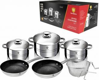 Διαγωνισμός για σετ 7 μαγειρικών σκευών από την ΗΟΜΕVERO
