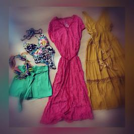 Διαγωνισμός για 2 φορέματα 1 μαγιό 1 σορτσάκι