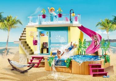Διαγωνισμός για ένα υπέροχο παιχνίδι «Μπανγκαλόου με πισίνα» από την εταιρεία PLAYMOBIL!
