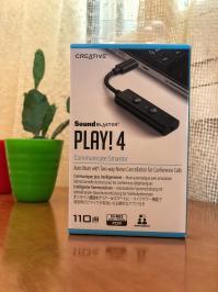 Διαγωνισμός για sound Blaster Play 4.