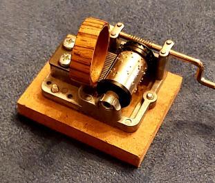 Διαγωνισμός για χειροποίητο ξύλινο δαχτυλίδι