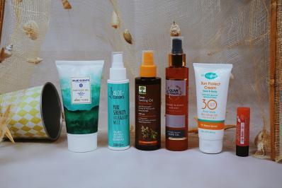 Διαγωνισμός για καινοτόμα καλλυντικά προϊόντα με φυσικής προέλευσης συστατικά, υψηλής ποιότητας και αποτελεσματικότητας.