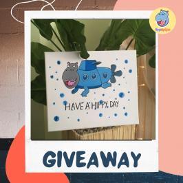"""Διαγωνισμός με δώρο τον αγαπημένο σας μουσικό ήρωα """"Hippoβρύχιο"""" σχεδιασμένο από την @athinas_creations σε Καμβά διαστάσεων 25x30cm για να στολίσετε το παιδικό δωμάτιο!"""