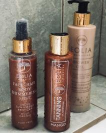 Διαγωνισμός με δώρο 1 shower gel της επιλογής σας 1 tanning oil summer (ή απλό) της επιλογής σας 1 mist της επιλογής σας