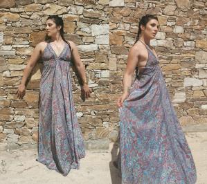Διαγωνισμός με δώρο μοναδικό Αμάνικο Φόρεμα της Ble Resort Collection για τις καλοκαιρινές σας εξόδους.