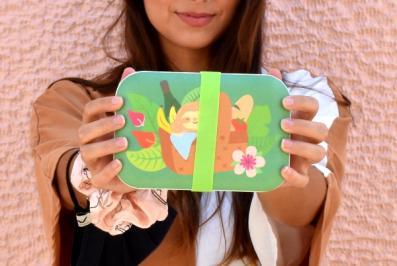 Διαγωνισμός για 1 lunchbox από bamboo για σχολικά γεύματα
