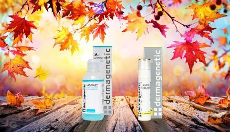 Διαγωνισμός για 2 Dermagenetic Antimic, 1 Dermagenetic Antiox Cream.